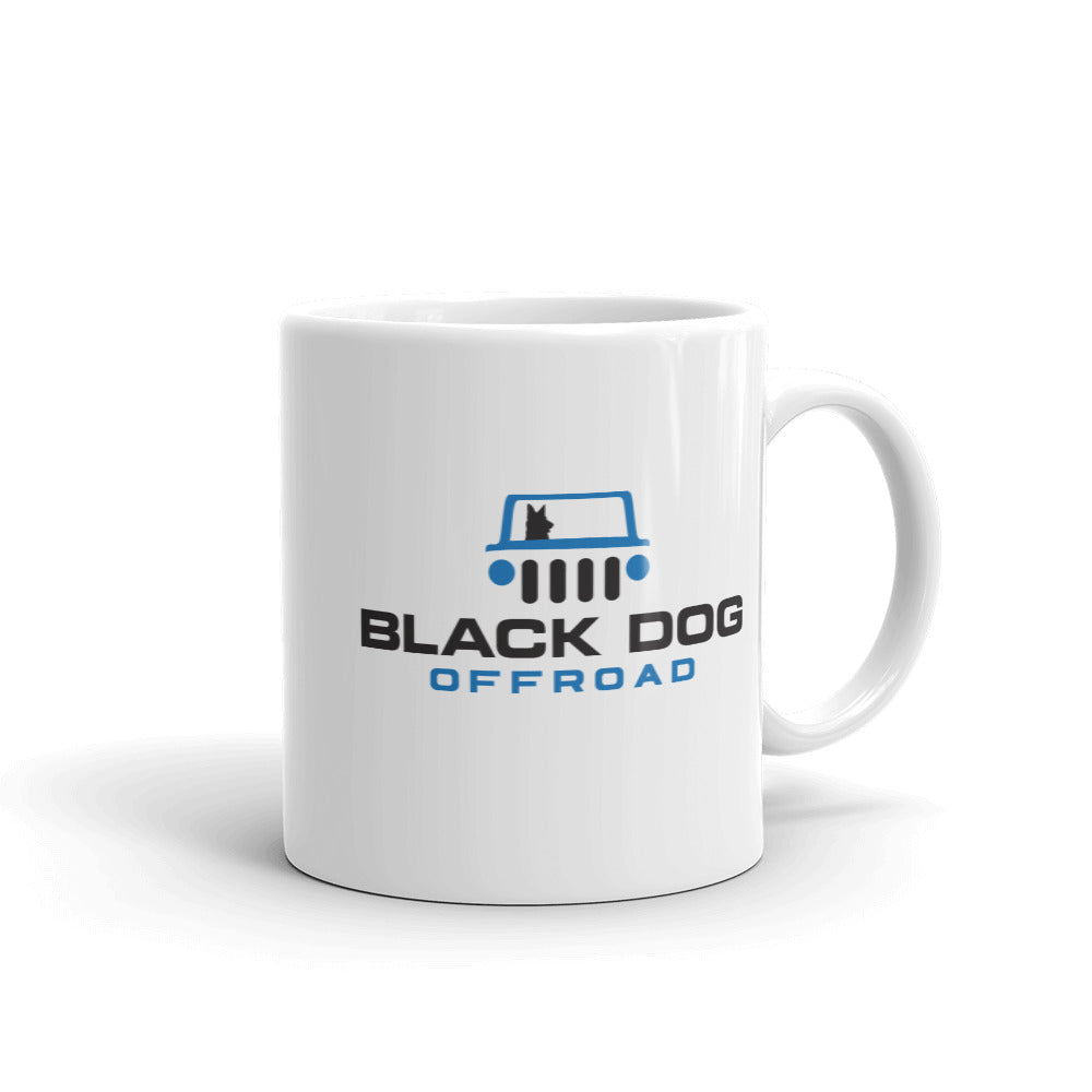 Black Dog Offroad Coffee Mug - Black Dog Offroad