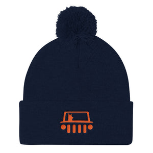 Black Dog Offroad Beanie - Black Dog Offroad