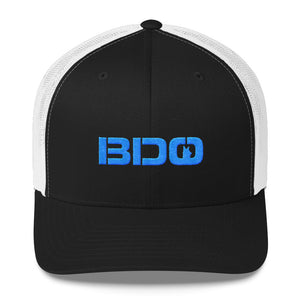 BDO Trucker Cap - Black Dog Offroad