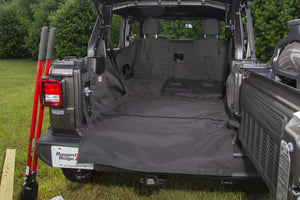 Rugged Ridge C3 Rear Cargo Cover for 18-19 Jeep Wrangler Unlimited JL