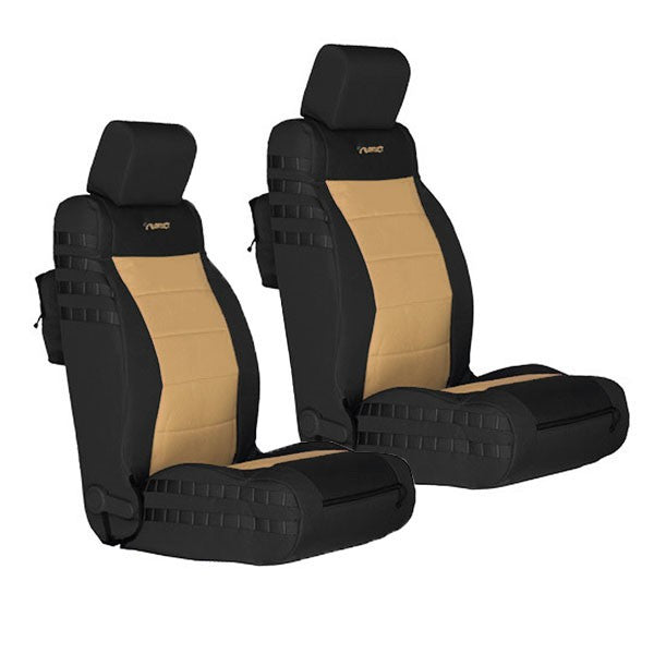 Jeep Air Ride Seats : Bartact mil spec jeep wrangler jk and jku front