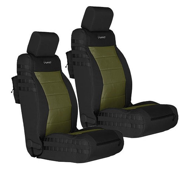 ... Bartact Mil Spec 2013 16 Jeep Wrangler JK And JKU FRONT SEAT COVERS ...