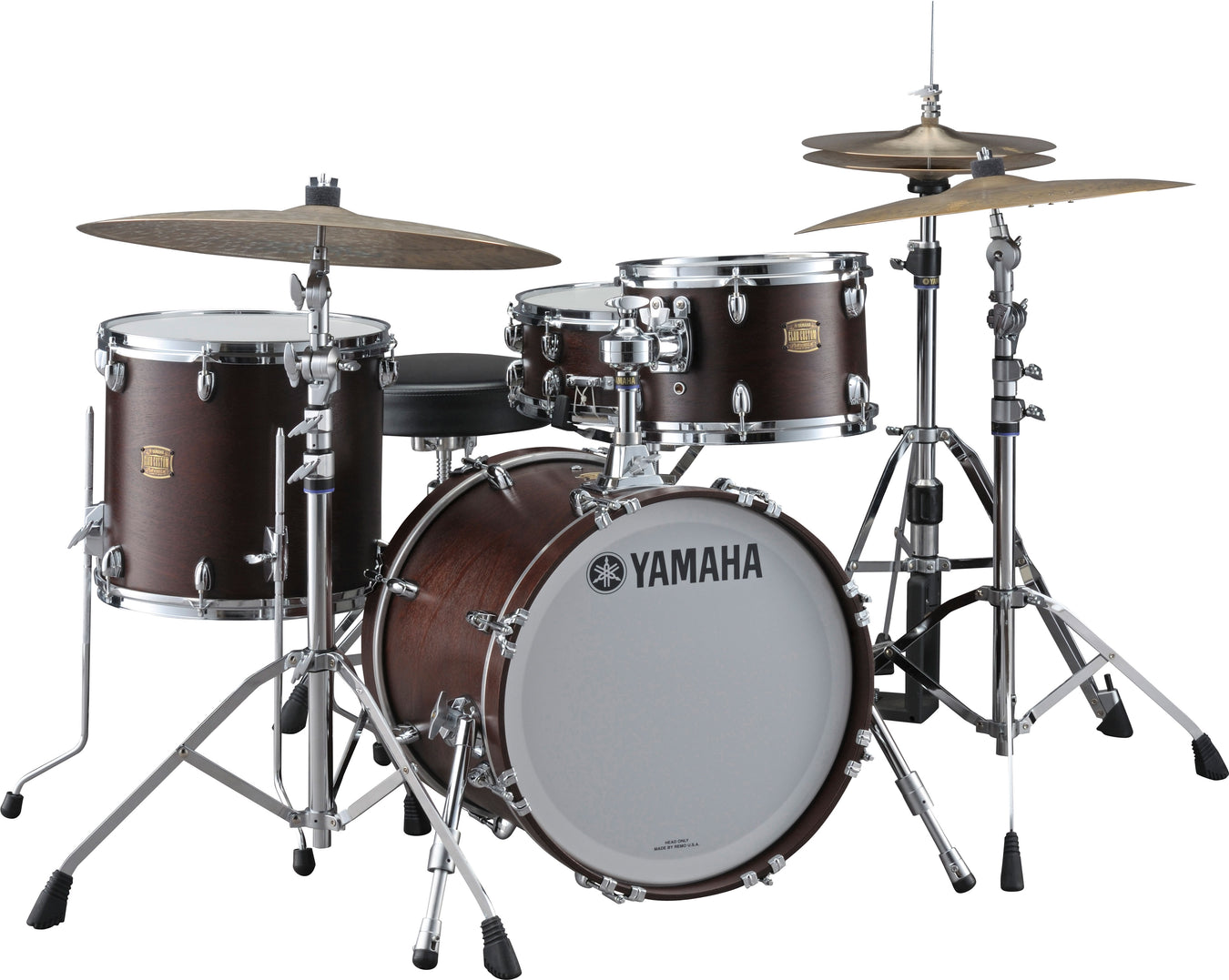 Yamaha Club Custom Drum Set