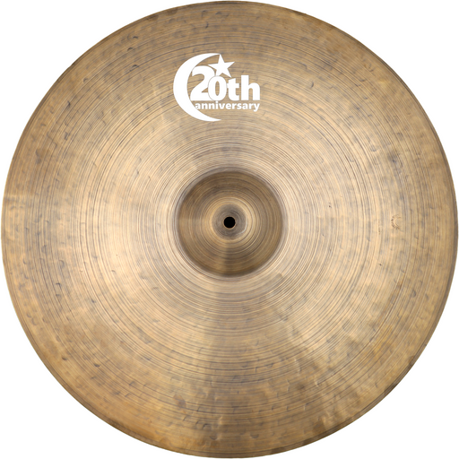 "21"" Bosphorus Cymbals 20th Anniversary Ride"