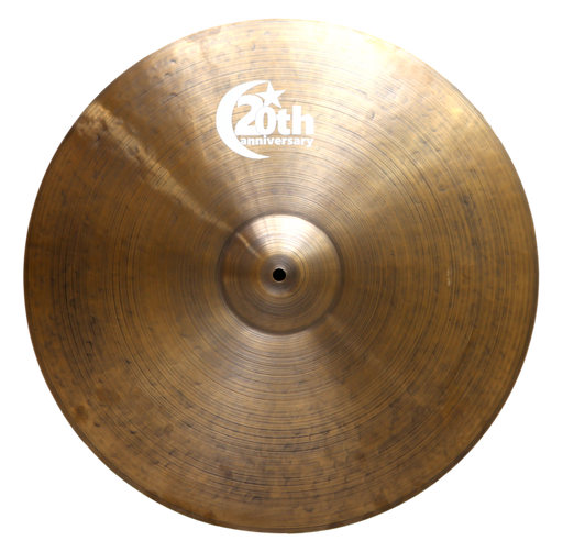 "16"" Bosphorus Cymbals 20th Anniversary Crash"
