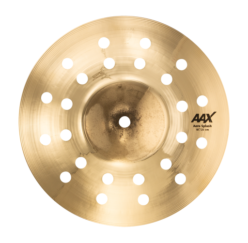"10"" SABIAN AAX Aero Splash Brilliant"