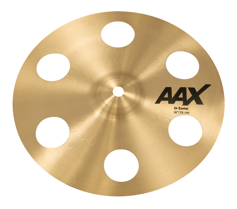 "10"" SABIAN AAX O-Zone Splash"