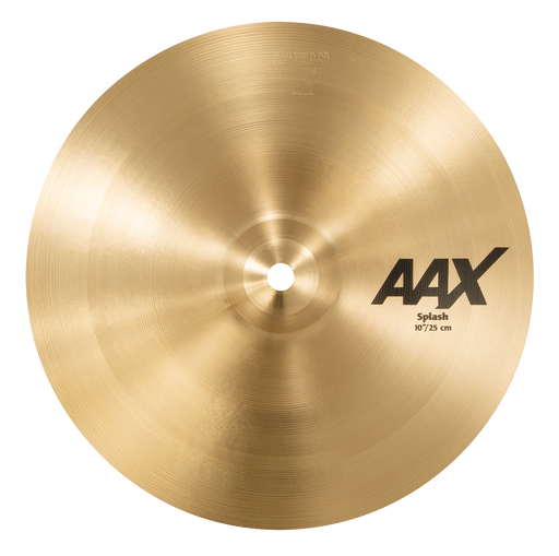 "10"" SABIAN AAX Splash"