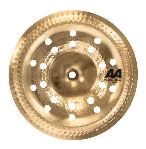 "10"" SABIAN AA Mini Holy China Brilliant"