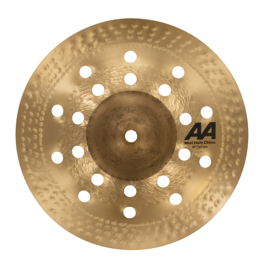 "10"" SABIAN AA Mini Holy China"