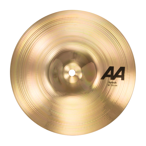 "10"" SABIAN AA Splash Brilliant Finish"