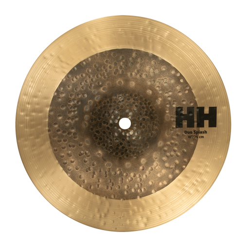 "10"" SABIAN HH Duo Splash"