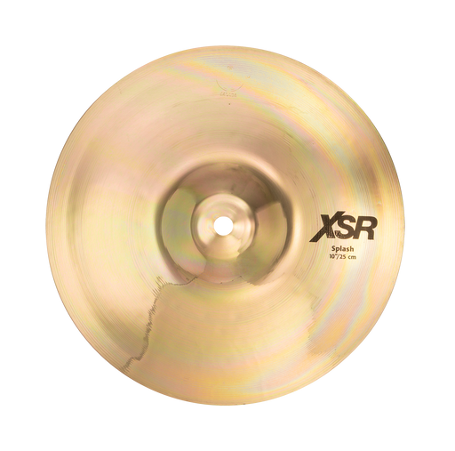 "10"" SABIAN XSR Splash"