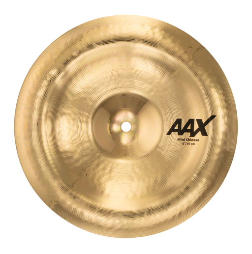 "12"" SABIAN AAX Mini Chinese Brilliant Finish"