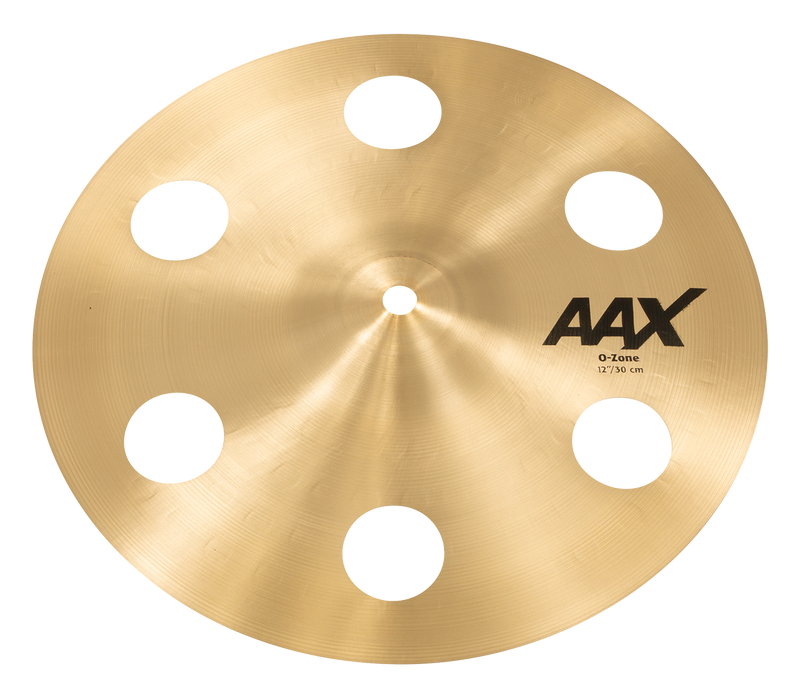 "12"" SABIAN AAX O-Zone Splash"