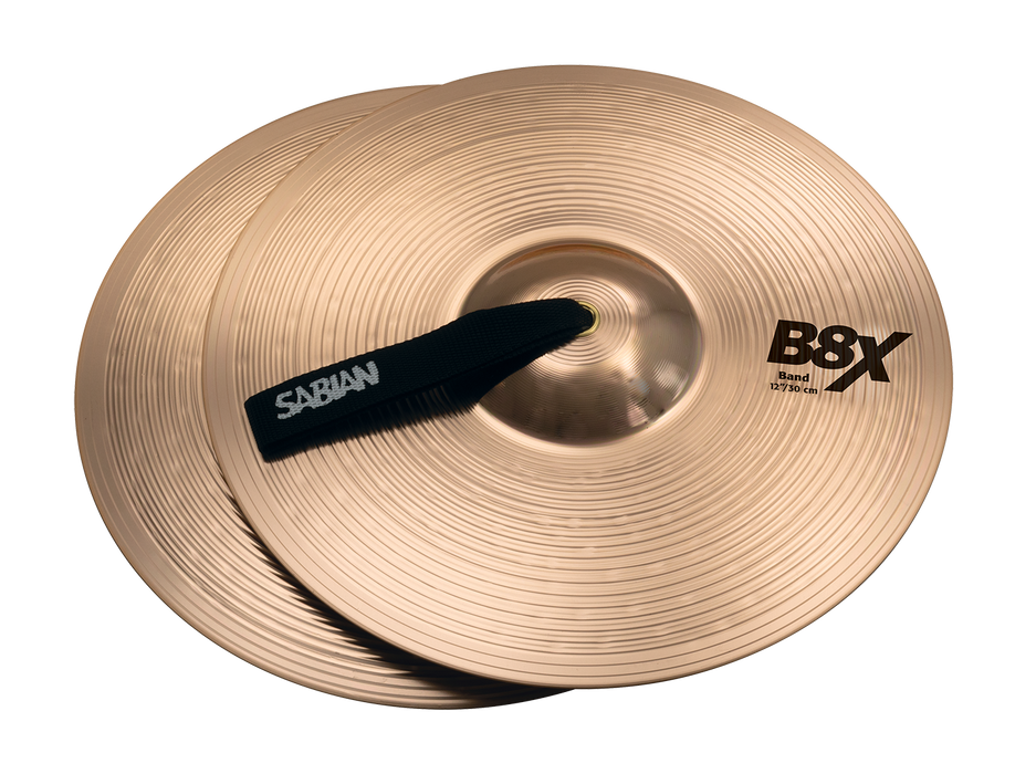 "12"" SABIAN B8X Band"