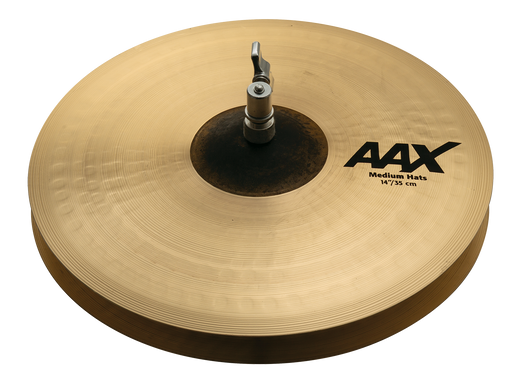 "14"" SABIAN AAX Medium Hats"