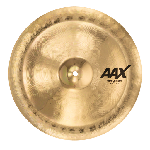 "14"" SABIAN AAX Mini Chinese Brilliant Finish"