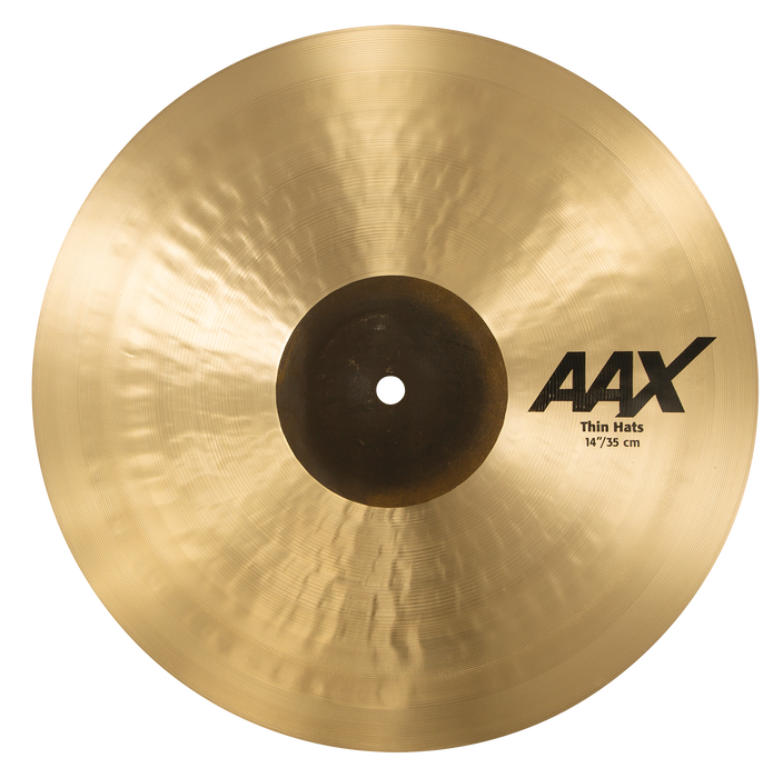 "14"" SABIAN AAX Thin Hats"