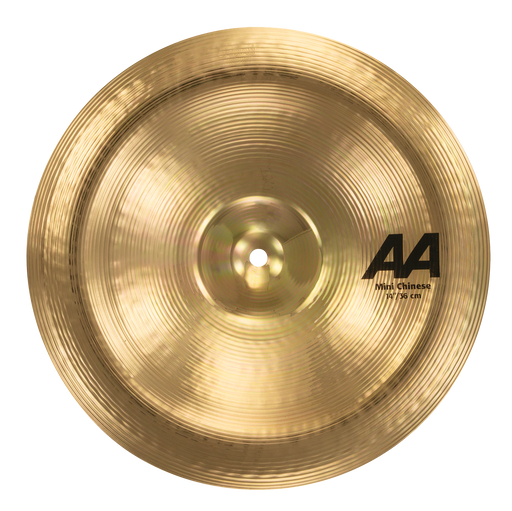 "14"" SABIAN AA Mini Chinese Brilliant Finish"