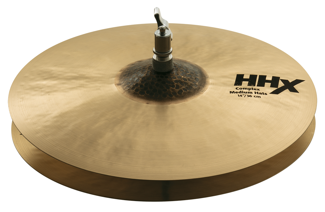 "14"" SABIAN HHX Complex Medium Hat Top"