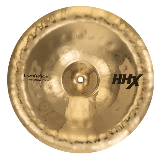 "14"" SABIAN HHX Evolution Mini Chinese Brilliant Finish Finish"