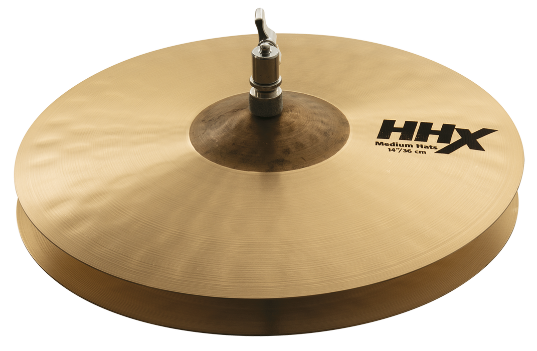 "14"" SABIAN HHX Medium Hat Top"
