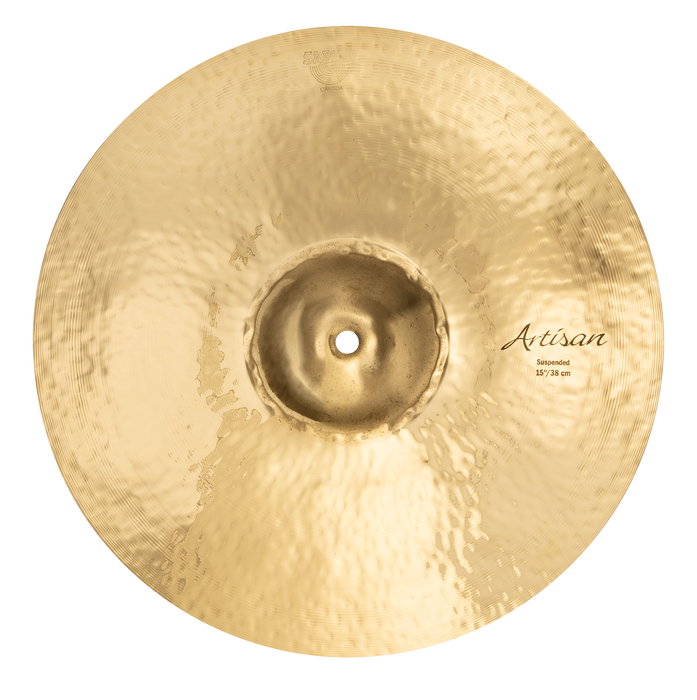 "15"" SABIAN Artisan Suspended Brilliant Finish"