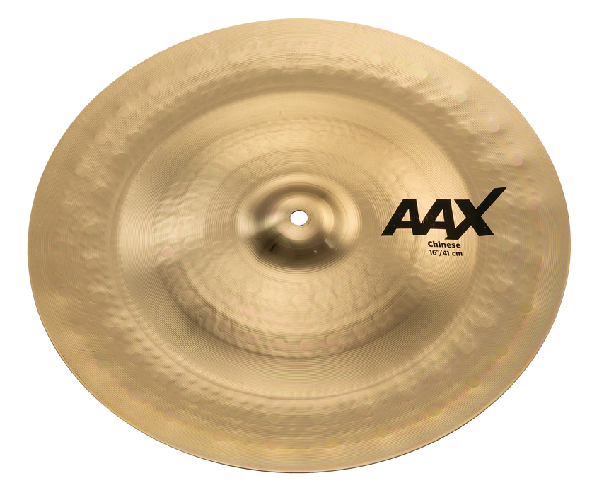 "16"" SABIAN AAX Chinese Brilliant Finish"