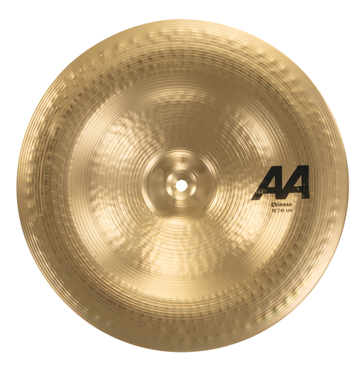"16"" SABIAN AA Chinese Brilliant Finish"