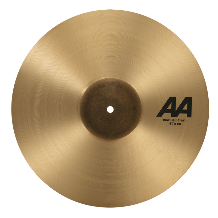 "16"" SABIAN AA Raw Bell Crash"