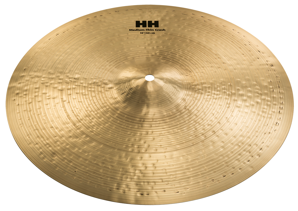 "16"" SABIAN HH Medium-Thin Crash"