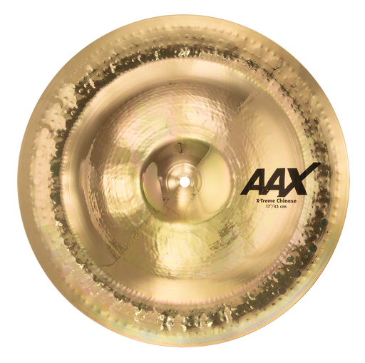 "17"" SABIAN AAX X-Treme Chinese Brilliant Finish"