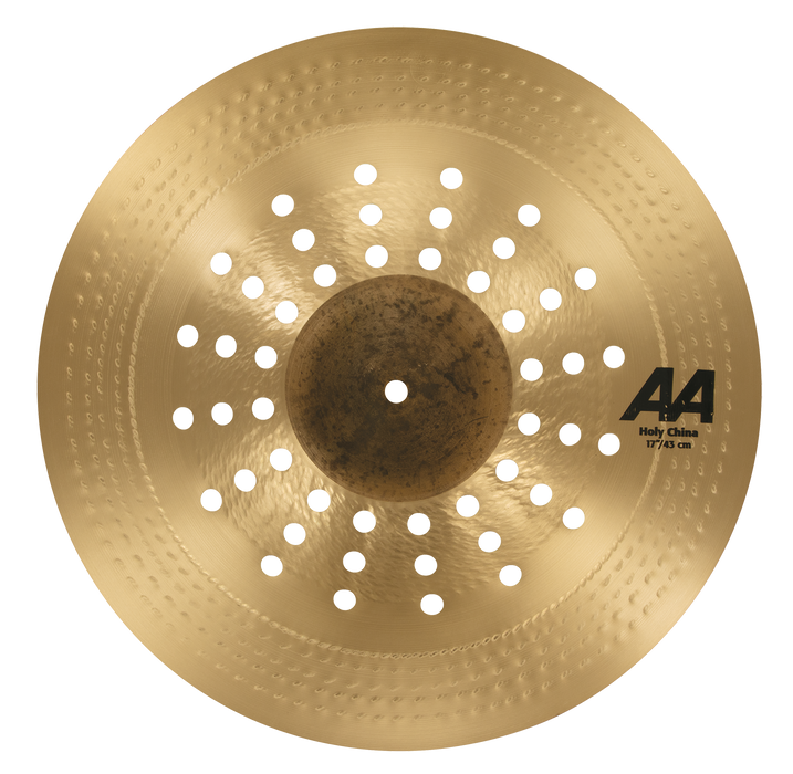 "17"" SABIAN AA Holy China"