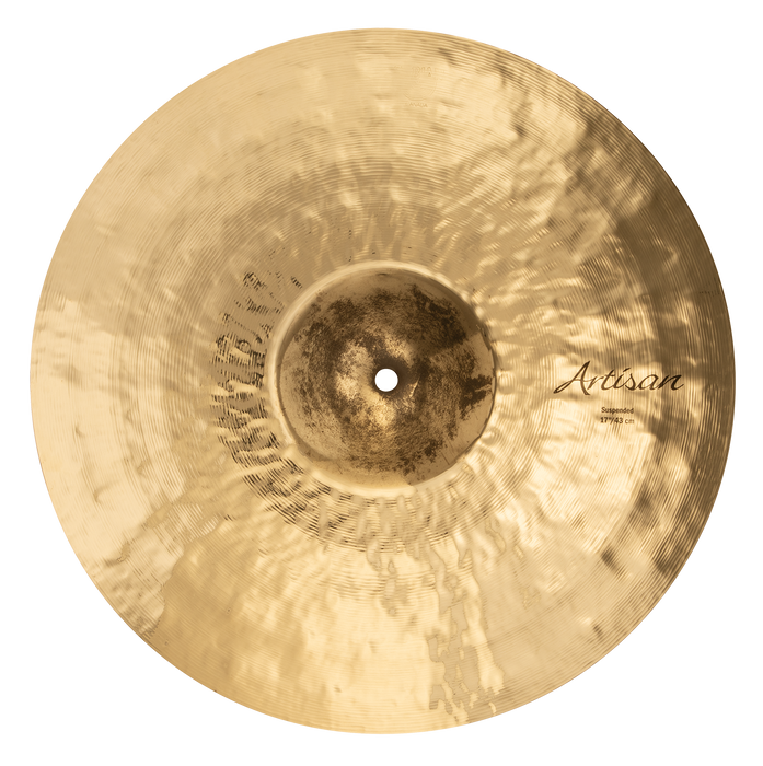 "17"" SABIAN Artisan Suspended Brilliant Finish"
