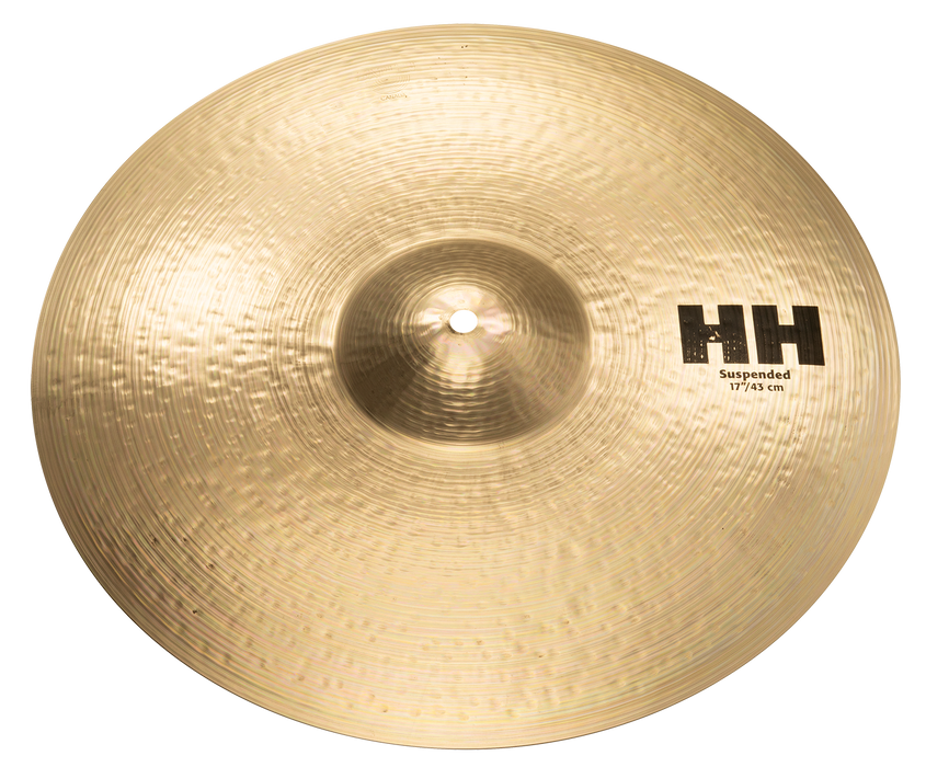 "17"" SABIAN HH Suspended Brilliant Finish"