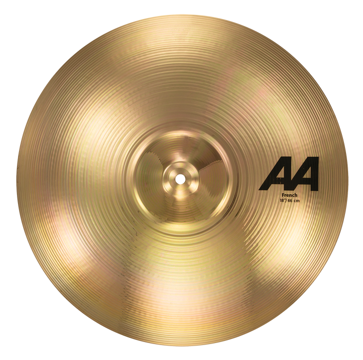 "18"" SABIAN AA French Brilliant Finish"