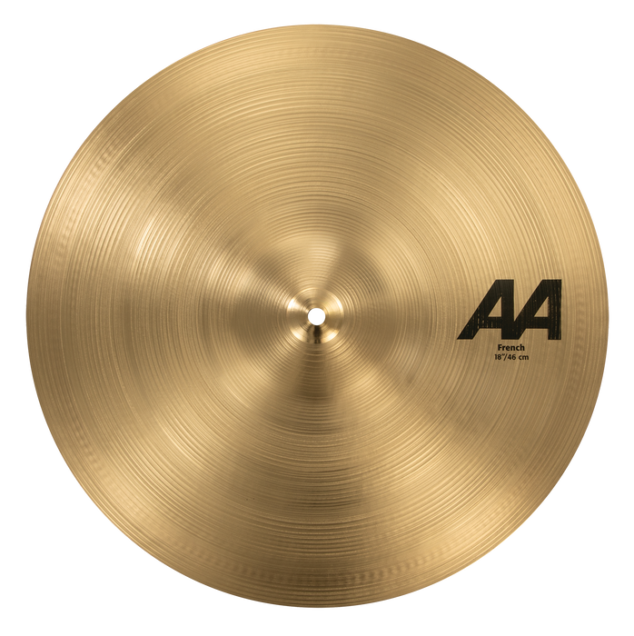 "18"" SABIAN AA French"