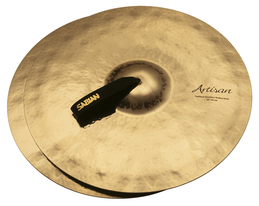 "18"" SABIAN Artisan Traditional Symphonic Medium Heavy Brilliant Finish"