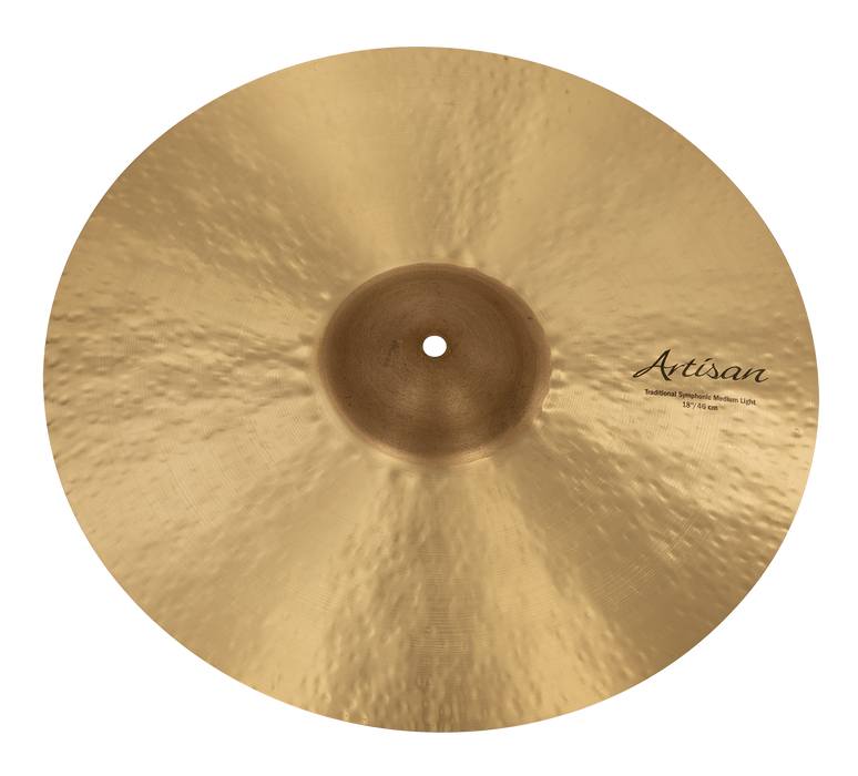 "18"" SABIAN Artisan Traditional Symphonic Medium Light"