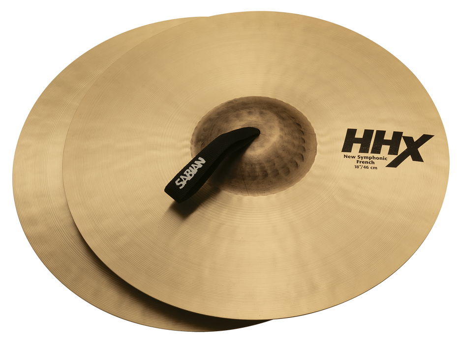 "18"" SABIAN HHX New Symphonic French"