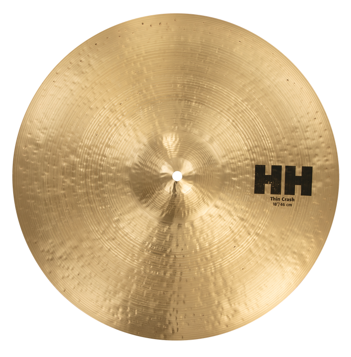 "18"" SABIAN HH Thin Crash"