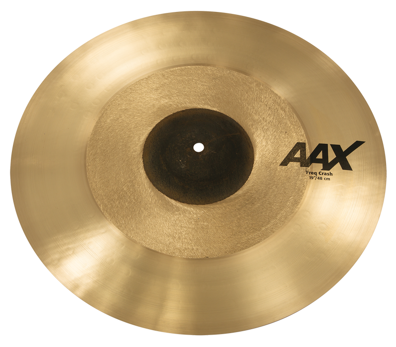 "19"" SABIAN AAX Freq Crash"
