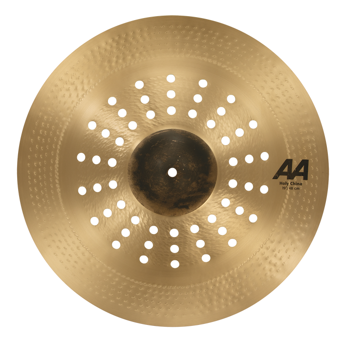 "19"" SABIAN AA Holy China"
