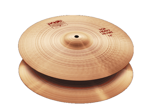 "14"" Paiste 2002 Heavy Hi-Hat"