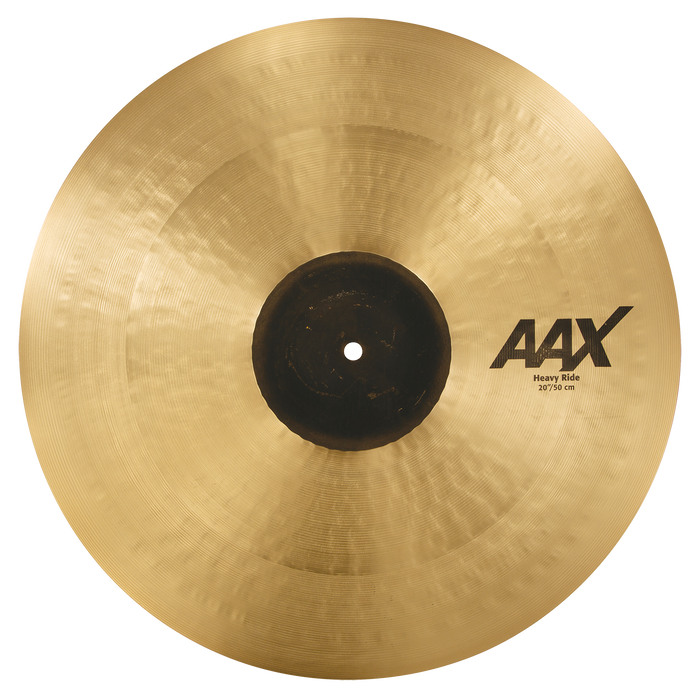 "20"" SABIAN AAX Heavy Ride"