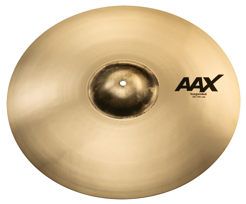 "20"" SABIAN AAX Suspended Brilliant Finish"