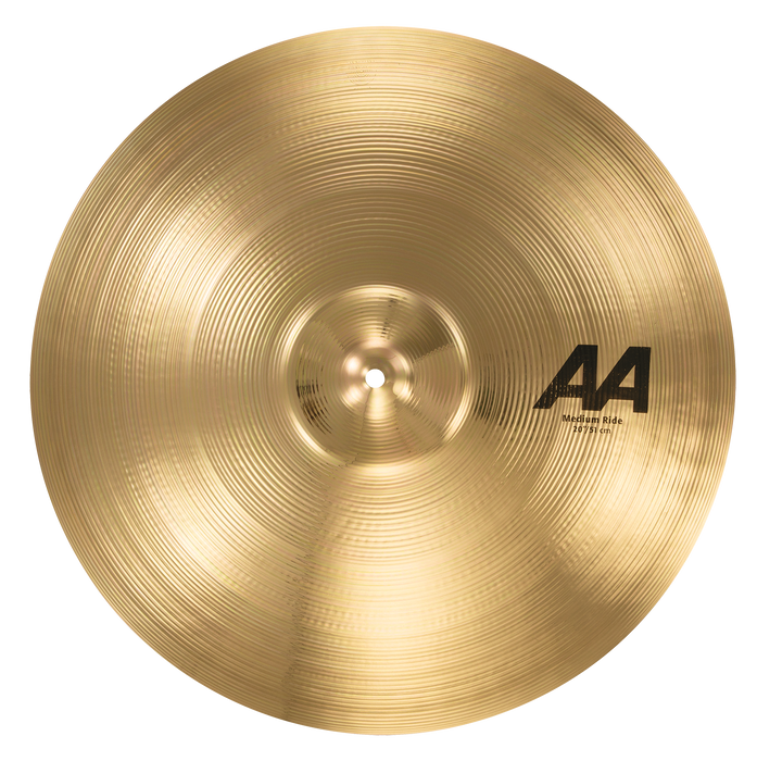 "20"" SABIAN AA Medium Ride Brilliant Finish"