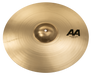 "20"" SABIAN AA Raw Bell Crash Brilliant Finish"