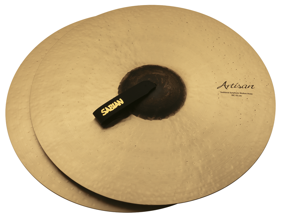 "20"" SABIAN Artisan Traditional Symphonic Medium Heavy"